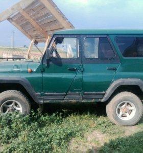 УАЗ 3151, 2004