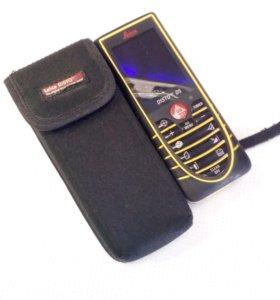 Лазерный дальномер leica