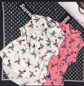 Рубашка колибри