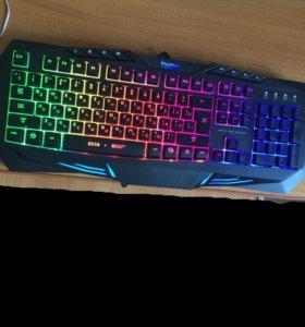 Игровая клавиатура Marvo K614