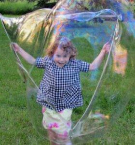 Мыльные пузыри раствор