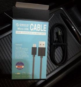 Micro USB cable orico