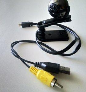 Минивидеокамера-регистратор SQ9