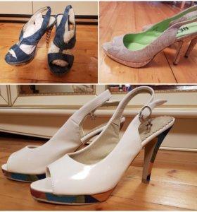 Обувь женская 40р в отличном состоянии
