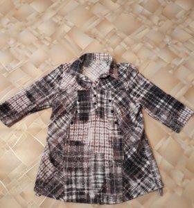 Рубашка,блузки + подарок