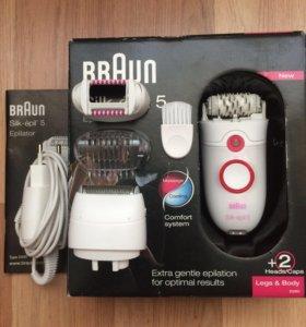 Эпилятор Braun silk•epil 5