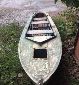 Лодка Казанка(пионерка)