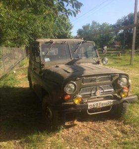 УАЗ 469, 1976