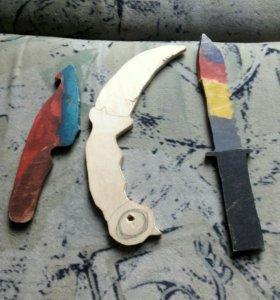 Ножи из Cs-go
