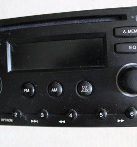 Штатная магнитола Nissan Almera Classic