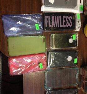 Продам чехлы на iPhone 5s/SE/6/6s/6+/6s+/7