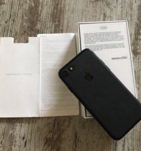 iPhone 7 32g black матовый