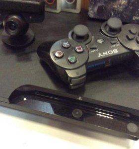 PS3 SONY игровая приставка