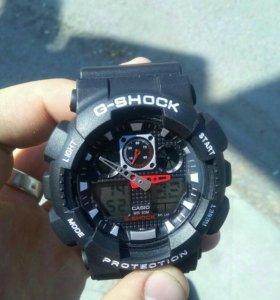 Часы G-SHOCK кто сегодня  возьмет скидка 100 руб
