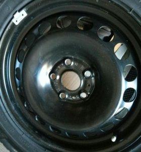 Диски VW R16