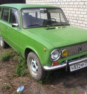 ВАЗ (Lada) 2102, 1984