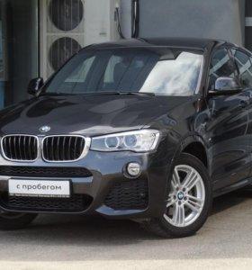 BMW X4, 2015