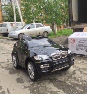 Электромобиль BMW X6 , Porsche