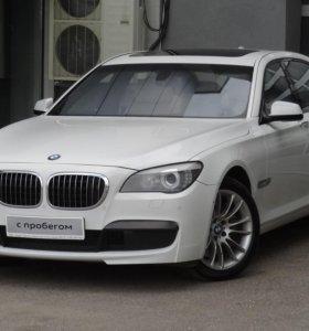 BMW 7 серия, 2011