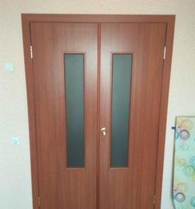 Двери меж комнатные