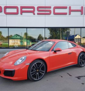 Porsche 911, 2017