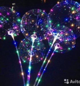 светящиеся шары во во опт