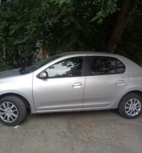 Аренда Renault Logan 2 кондиционер ГБО
