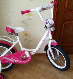 Новый Велосипед Tech Team 16131