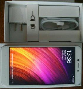 Xiaomi Redmi 4x 3/32 в подарок бампер+стекло