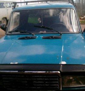 ВАЗ (Lada) 2107, 1984