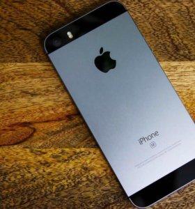 iPhone SE 32gb Space Gray новый