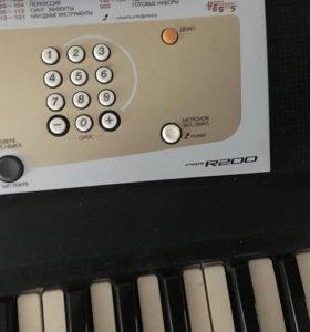 Yamaha r200