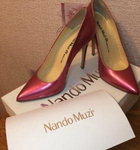 Шикарные туфли Nando Muzi