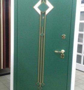 Металлическая дверь в наличии