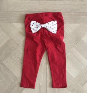 Штаны брюки для девочки