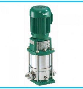 насос высокого давления Wilo Multivert MVI 3211/P
