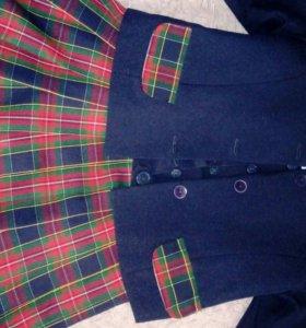 Школьная форма+блузка