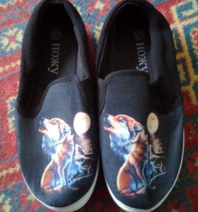 Новая обувь 37 и 38 размера