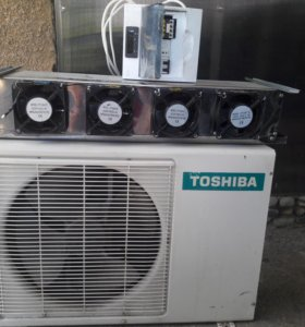 Охлодитель для камеры TOSHIBA