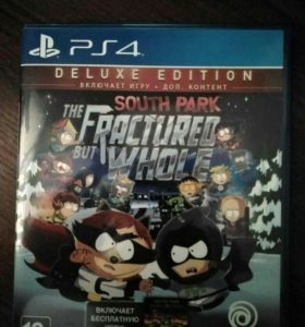 Продам South Park The Fractured But Whole
