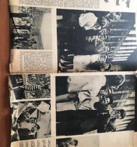 Автограф космонавта СССР Г.Т.Берегового