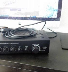 Inter-M PA-935N (Трансляционный микшер-усилитель)