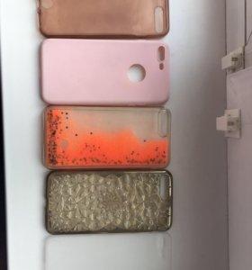 чехлы на айфон 7+