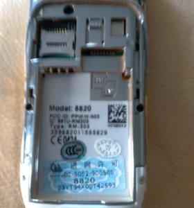 Продам телефон Nokia 8820