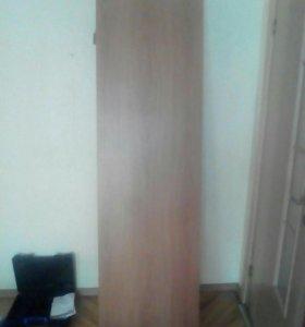 Дверь межкомнатная б/у ( уступлю)