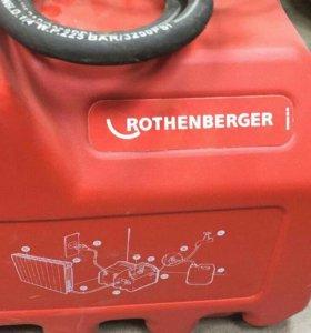Электрический опрессовочный насос Rothenberger RP