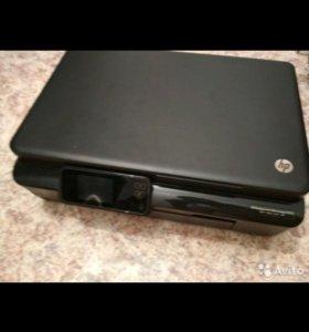 Принтер (+сканер, копир) HP