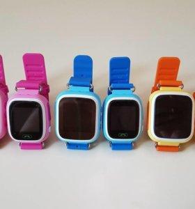 Детские часы Smart Watch. Новые. Гарантия.