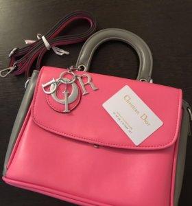 Кожаная сумка  Dior 💎👜