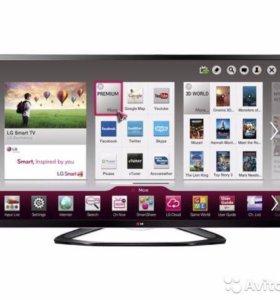 """42"""" (106 см) LED-телевизор LG 42LA644V"""